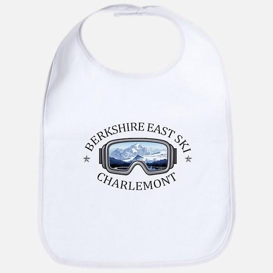 Berkshire East Ski Resort - Charlemont Baby Bib