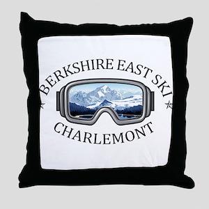 Berkshire East Ski Resort - Charlem Throw Pillow