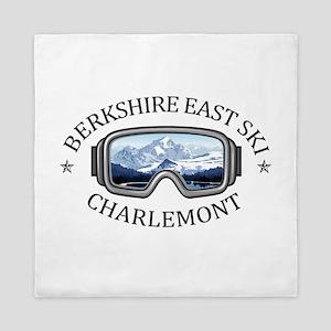 Berkshire East Ski Resort - Charlemo Queen Duvet