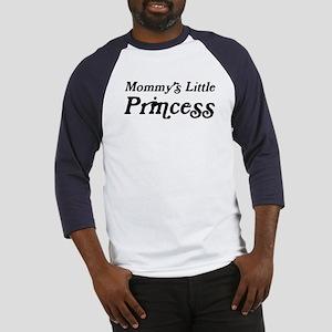 Mommys Little Princess Baseball Jersey