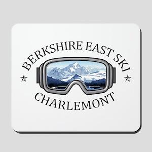 Berkshire East Ski Resort - Charlemont Mousepad