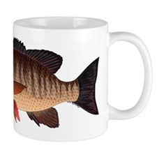 Gray Mangrove Snapper v2 Mugs