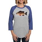Gray Mangrove Snapper v2 Long Sleeve T-Shirt