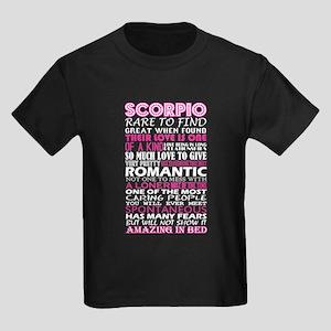 Scorpio Rare To Find Romantic Amazing To B T-Shirt