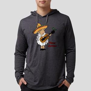 Fleece Navidad Long Sleeve T-Shirt