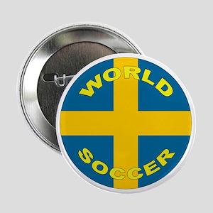 Sweden World Cup 2006 Soccer Button
