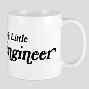 Mommys Little Marine Engineer Mug