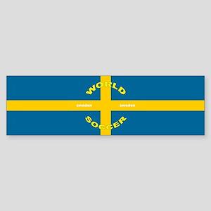 Sweden World Cup 2006 Soccer Bumper Sticker