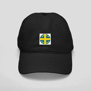 Sweden World Cup 2006 Soccer Black Cap