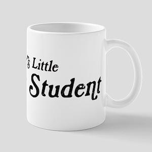 Mommys Little Darwism Student Mug