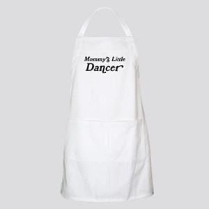 Mommys Little Dancer BBQ Apron