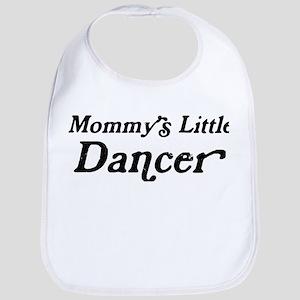 Mommys Little Dancer Bib