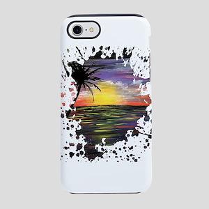 Sunset Sea iPhone 7 Tough Case