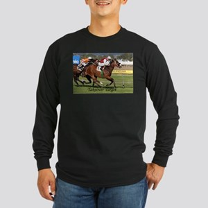Takeover Target Long Sleeve Dark T-Shirt