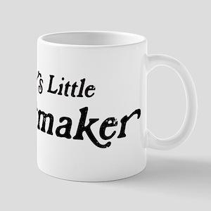 Mommys Little Cabinetmaker Mug