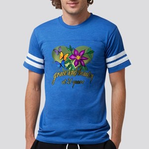 21st Birthday Beauty Mens Football Shirt