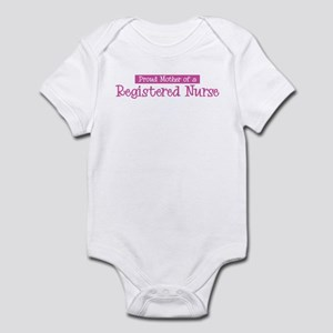 Proud Mother of Registered Nu Infant Bodysuit