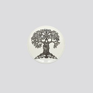The Reading Tree Mini Button