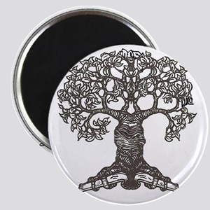 The Reading Tree Magnet