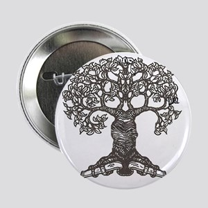 """The Reading Tree 2.25"""" Button"""
