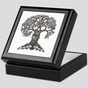 The Reading Tree Keepsake Box