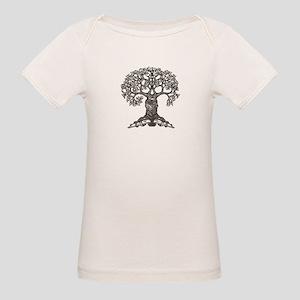 The Reading Tree Organic Baby T-Shirt
