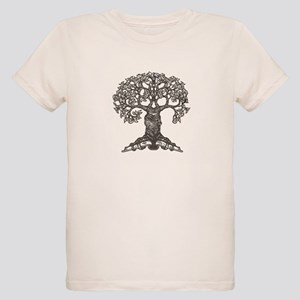The Reading Tree Organic Kids T-Shirt