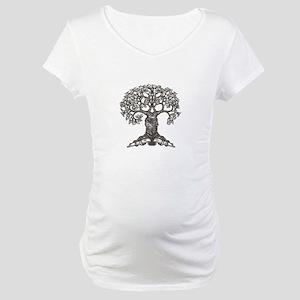 The Reading Tree Maternity T-Shirt