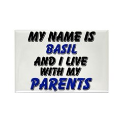 my name is basil and I live with my parents Rectan