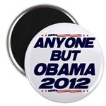 """Anyone But Obama 2.25"""" Magnet (100 pack)"""
