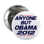 "Anyone But Obama 2.25"" Button"