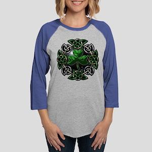 St. Patrick's Day Celtic Knot Long Sleeve T-Shirt