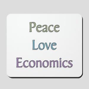 Economics Mousepad
