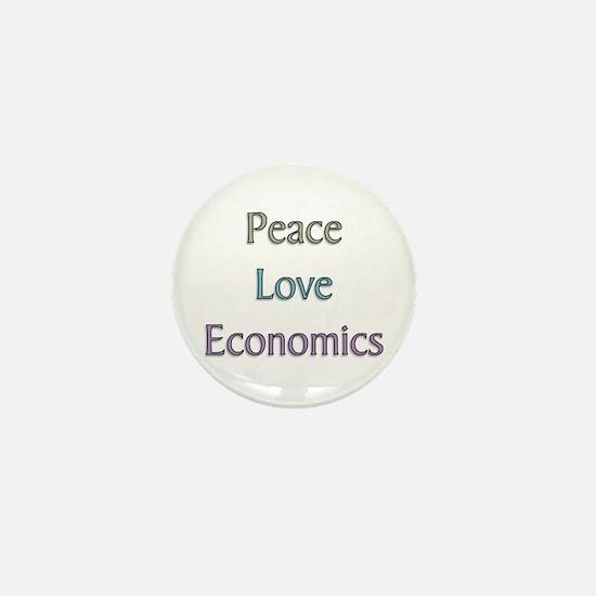 Economics Mini Button