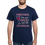 Wine Flu Dark T-Shirt