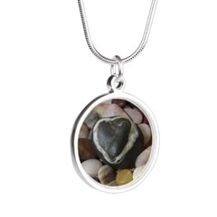 Mother Nature's Heart Necklaces
