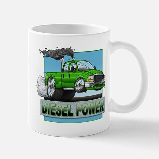 Drag Truck 2 Mug