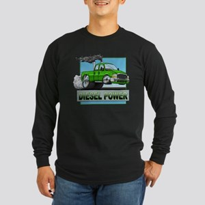 Drag Truck 2 Long Sleeve Dark T-Shirt