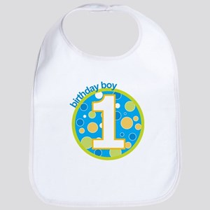 first birthday boy t-shirts Bib