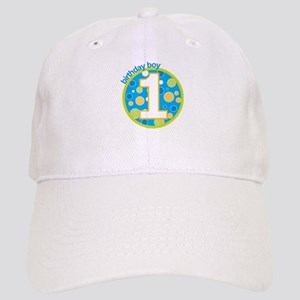 first birthday boy t-shirts Cap