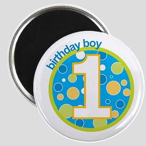 first birthday boy t-shirts Magnet