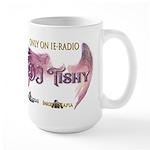Dj Tishy's 15 Oz Ceramic Large Mug Mugs