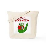 Little Bookworm Tote Bag