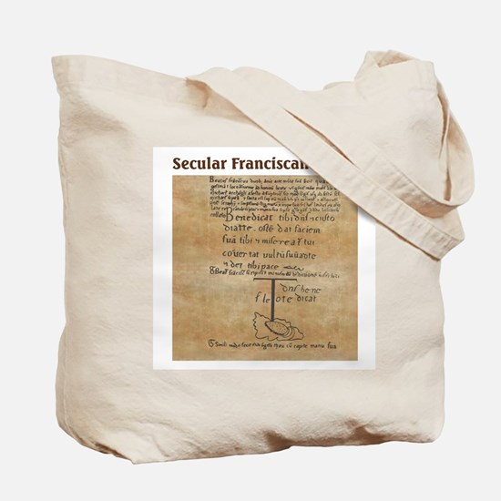 Franciscans Etc. exclusive Tote Bag