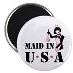 Maid Humor Magnet