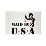 Maid Humor Rectangle Magnet (10 pack)