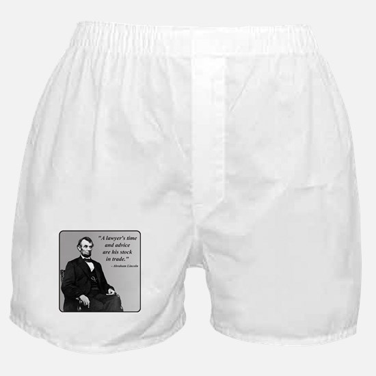 Lincoln Boxer Shorts