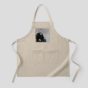 Lincoln BBQ Apron