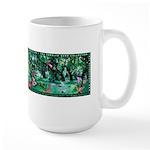 Hawaiian Rain Forest Large Mug