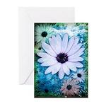 Daisies Custom Greeting Cards (Pk of 10)